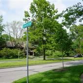 Cleveland Heights - Neighborhood (Demington Drive)